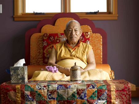 Dodrupchen Rinpoche2 4aug14