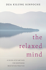 The Relaxed Mind book cover